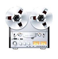 Reel to Reel Tape Transferred to CD & File