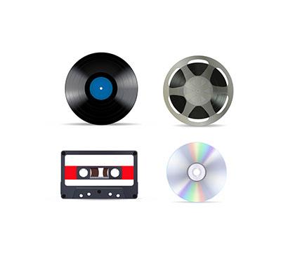 Retro Audio Transfer to CD