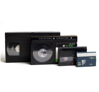 Videotape Transferred to DVD