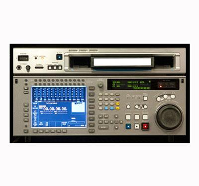 Broadcast Quality Tape Transfer
