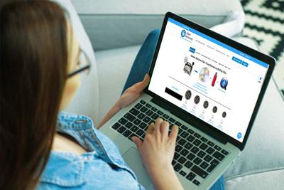 video to digital online order